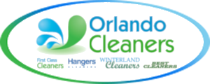 orlando cleaners logo